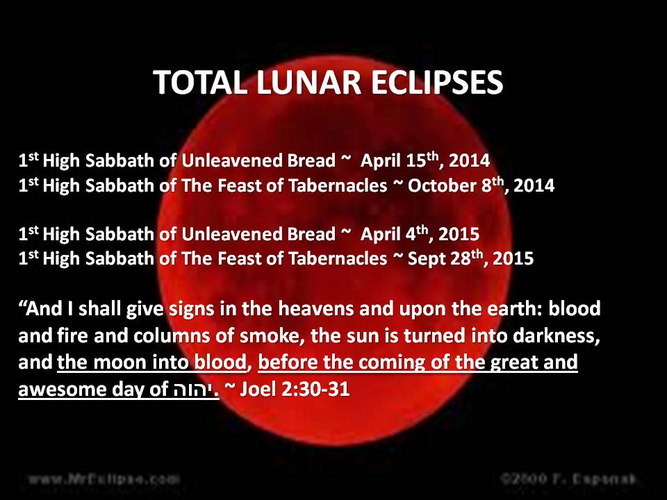 Next blood moon dates