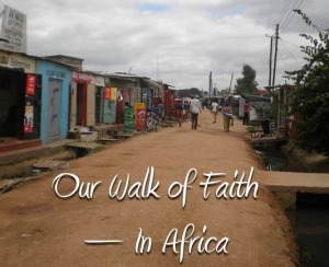 Our Walk of Faith Blog